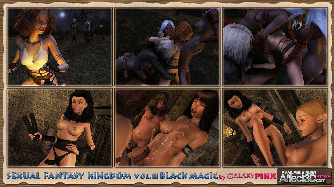 Sexual Fantasy Kingdom Vol 1