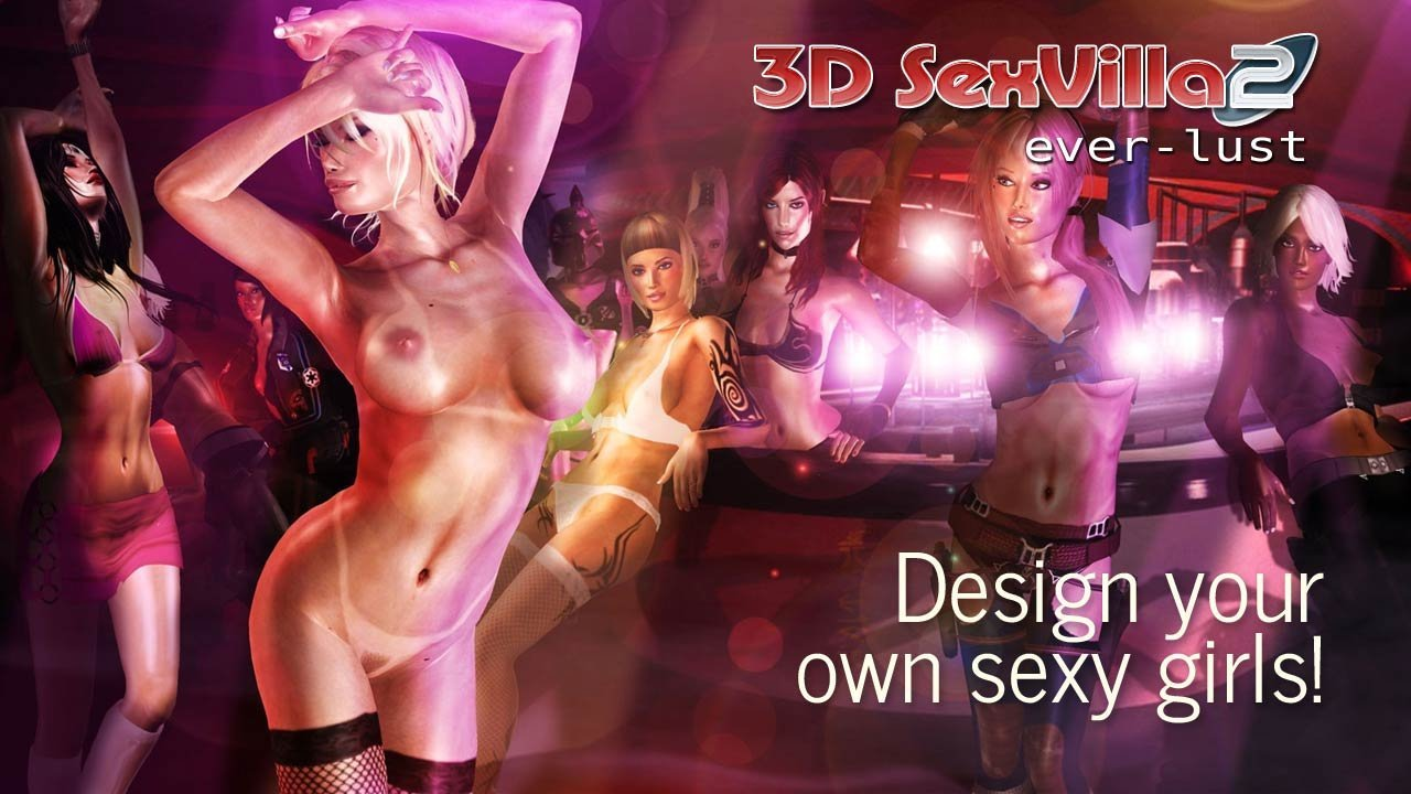 interactive 3d sex games