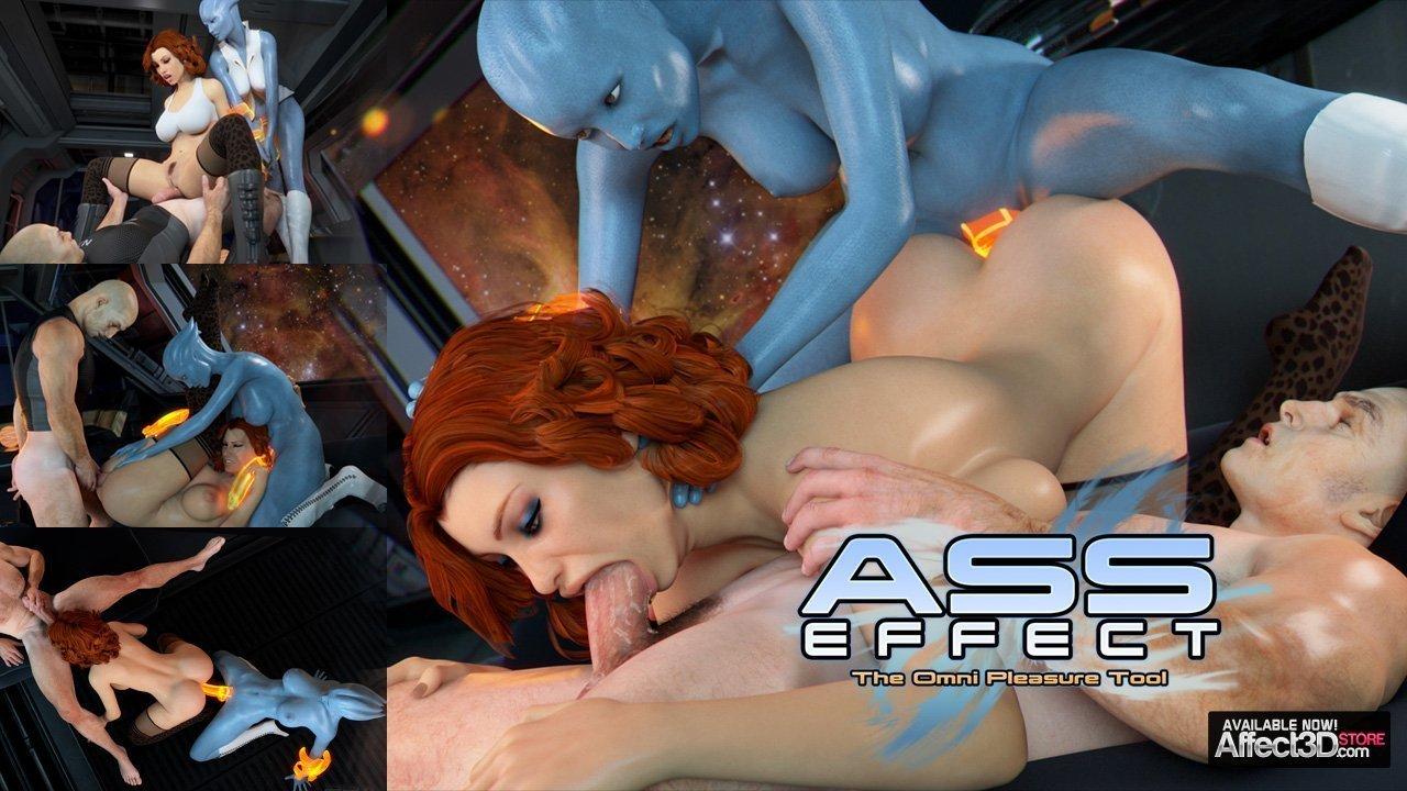 Ass Effect 99