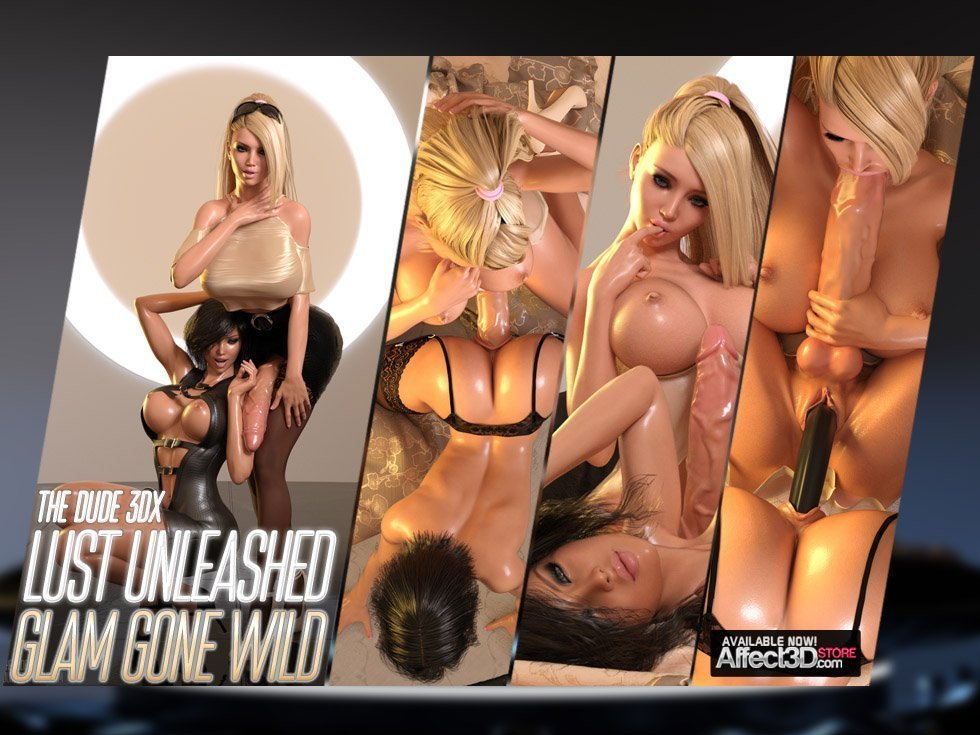 Wild three some gone lustful