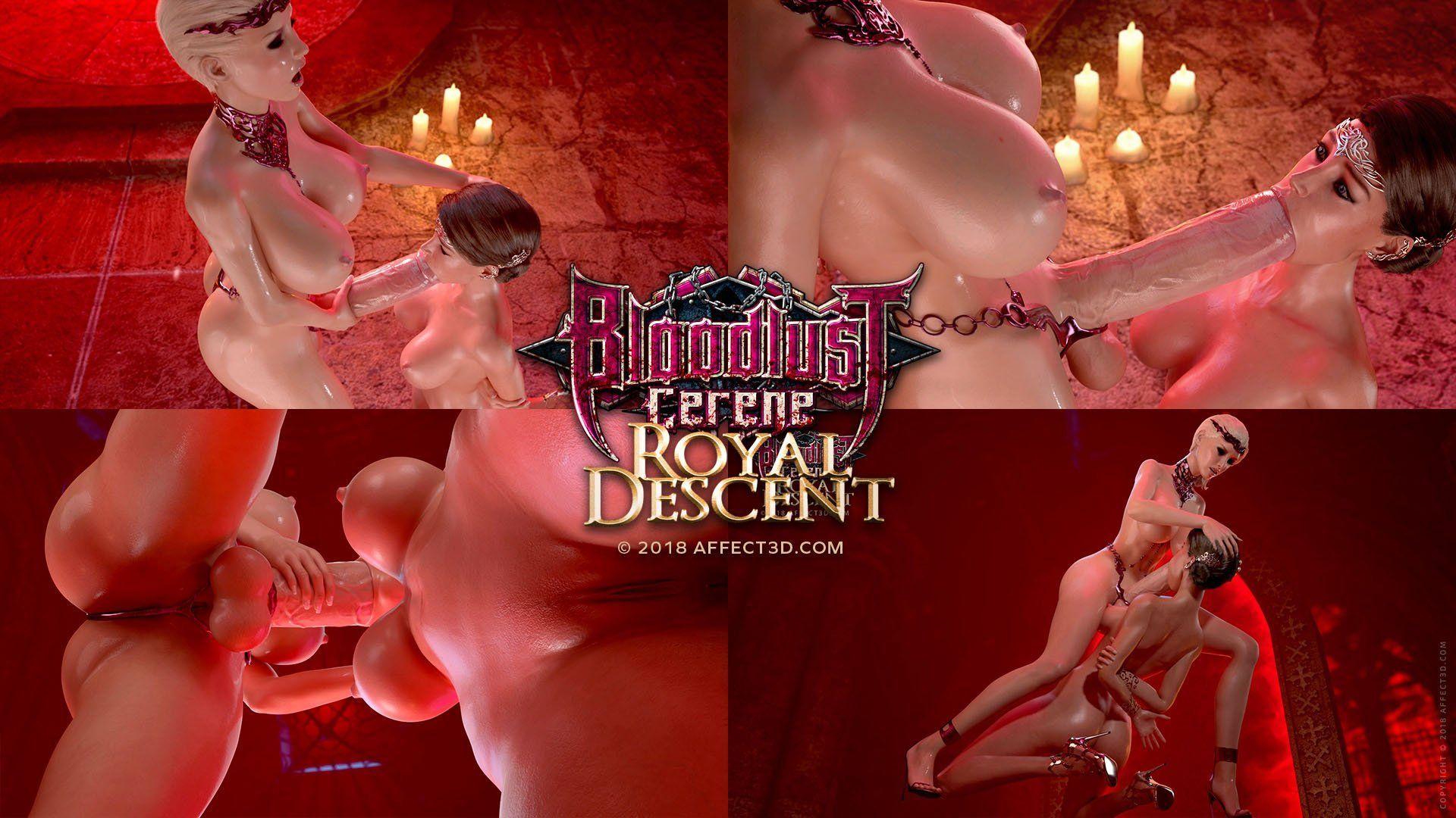 Bloodlust: Cerene - Royal Descent